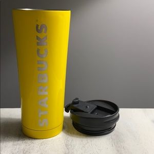 Starbucks coffee tumbler